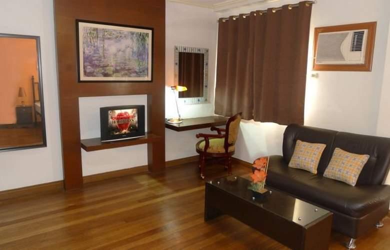 1775 Adriatico Suites - Room - 1