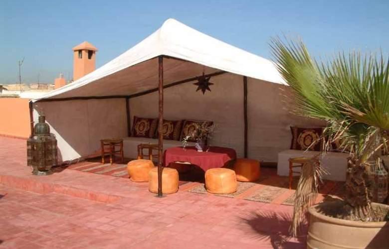 Riad Yamsara - Terrace - 10