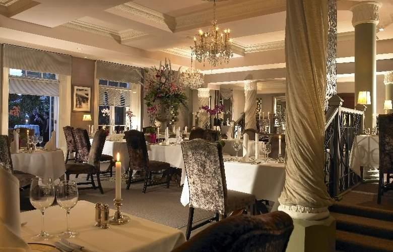 Hayfield Manor - Restaurant - 19