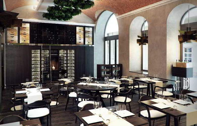 PRESTIGE HOTEL BUDAPEST - Restaurant - 9