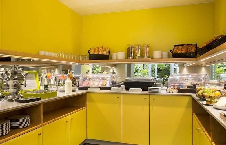 Villa des Artistes - Restaurant - 22
