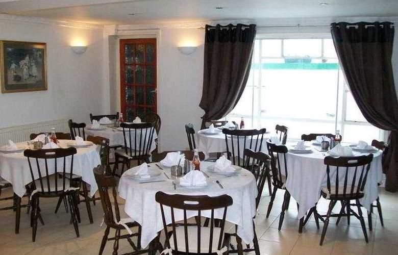 Pavilion View Hotel - Restaurant - 4