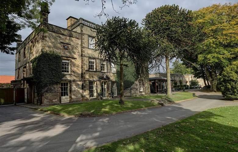 Best Western Mosborough Hall - Hotel - 140