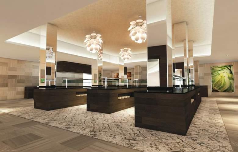 Hotel Riu Arecas (Sólo Adultos) - Restaurant - 21