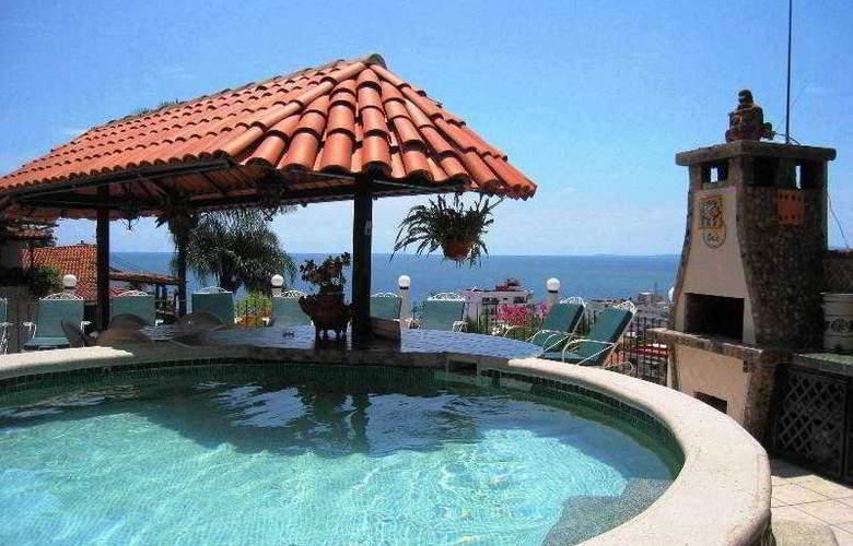 Casa Anita y Corona del Mar Boutique - Pool - 6
