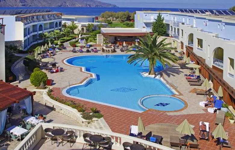 Mythos Palace - Hotel - 1