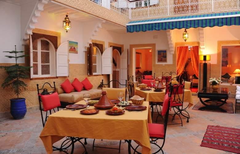 Riad Shaden - Restaurant - 8