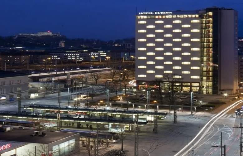 Austria Trend Hotel Europa Salzburg - Hotel - 0