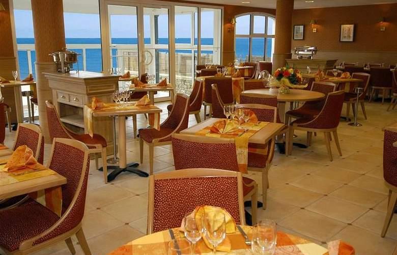Best Western Alexandra - Restaurant - 23