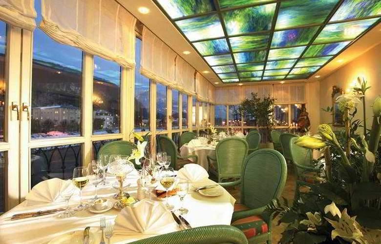 Altstadt Radisson BLU Hotel Salzburg - Restaurant - 4
