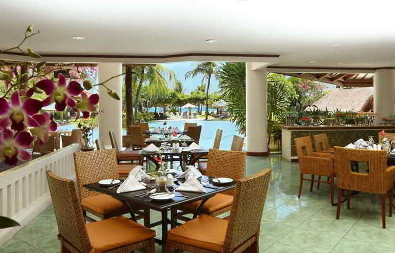 Grand Mirage Resort & Thalasso Bali - Restaurant - 22