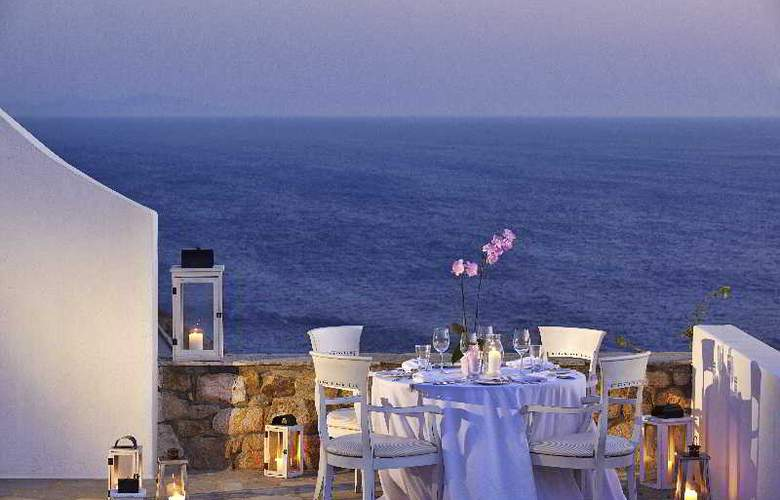 Royal Myconian Resort & Thalasso Spa Center - Restaurant - 18