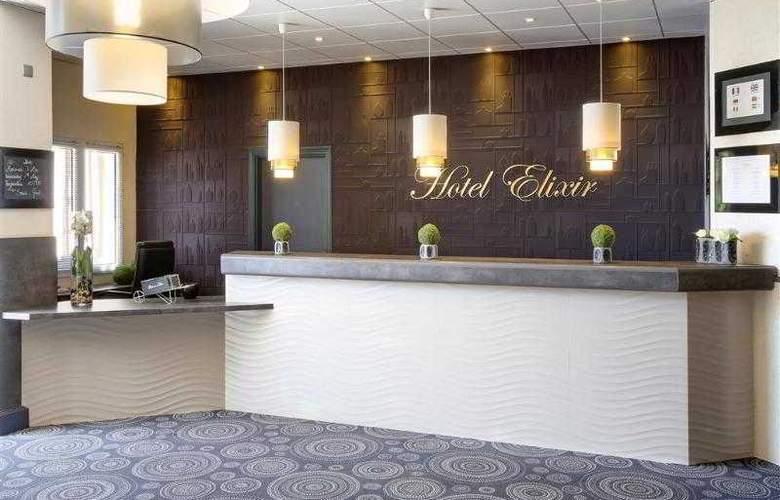 Best Western Elixir Grasse - Hotel - 5