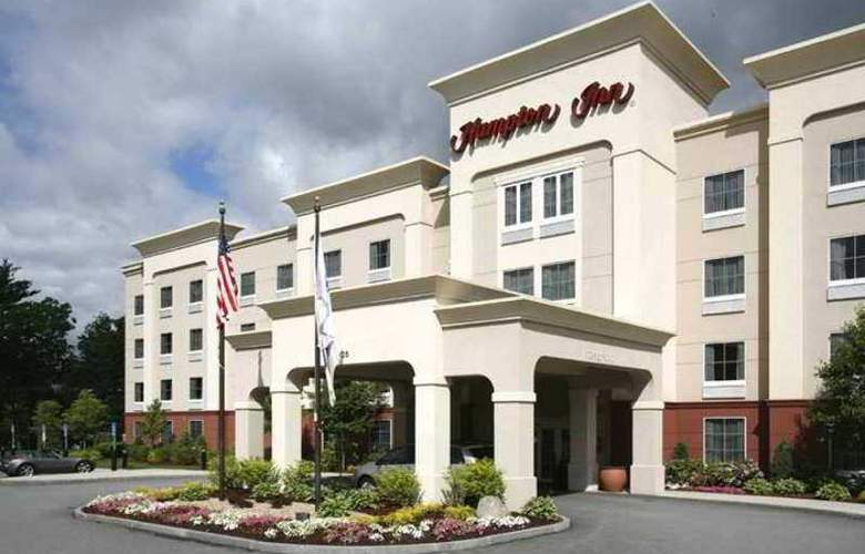 Hampton Inn Bedford - Burlington - Hotel - 5