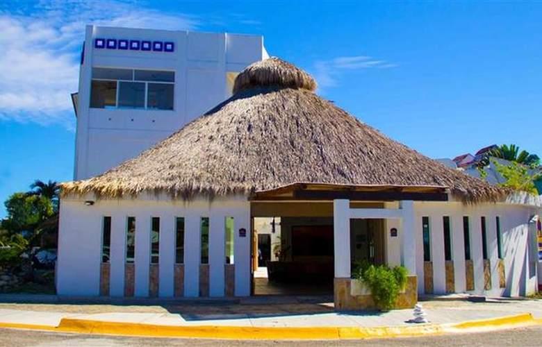 Best Western Posada Chahué - Hotel - 97