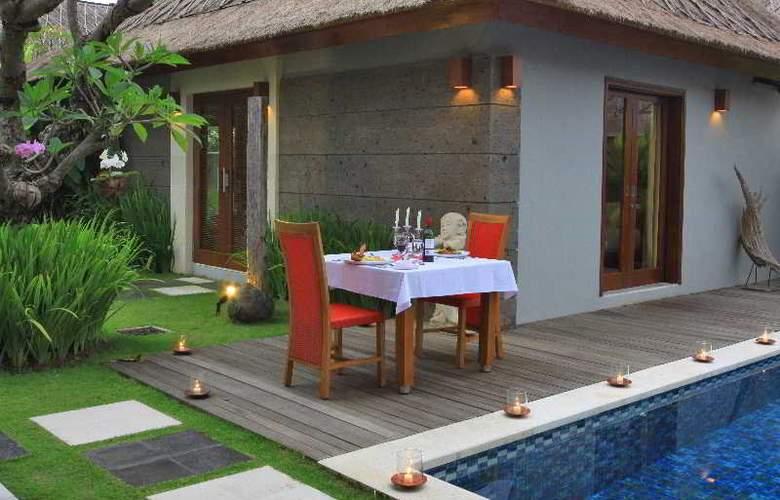 Abi Bali Resort Villa & Spa - Restaurant - 12