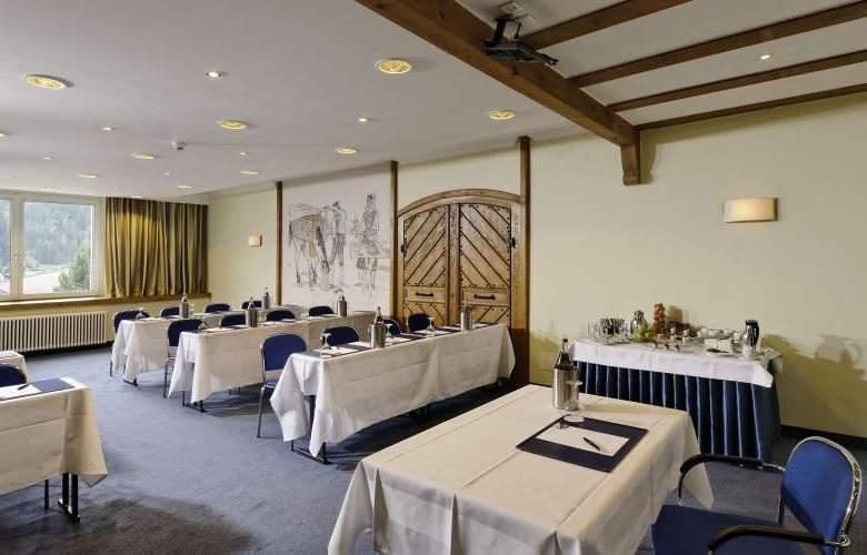 Steigenberger Grandhotel Belvédère Davos - Conference - 5