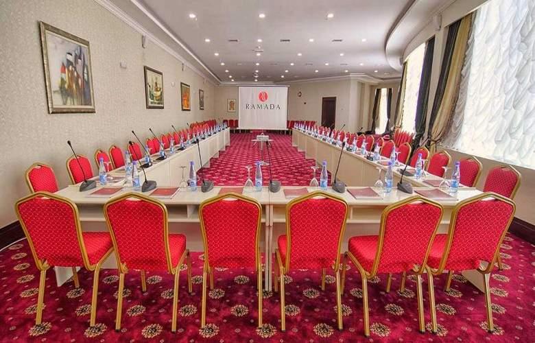Ramada Baku Hotel - Conference - 4