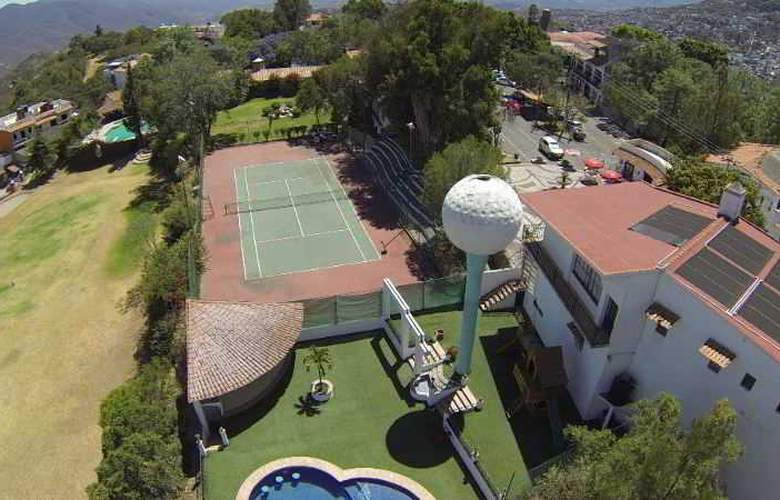 Montetaxco Resort & Country Club - Sport - 24