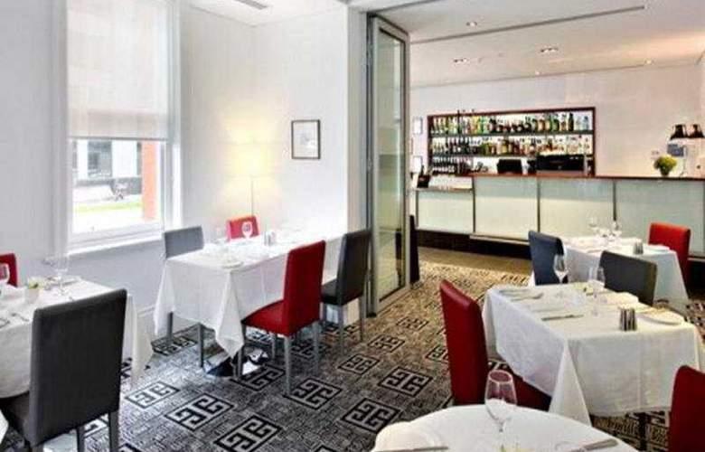 Seasons Heritage Melbourne - Restaurant - 6