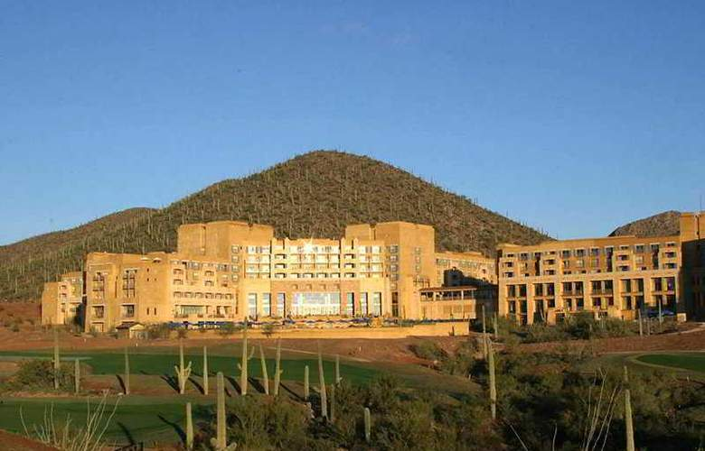 JW Marriott Starr Pass Resort & Spa - General - 1