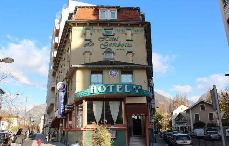 INTER-HOTEL Gambetta - Hotel - 0