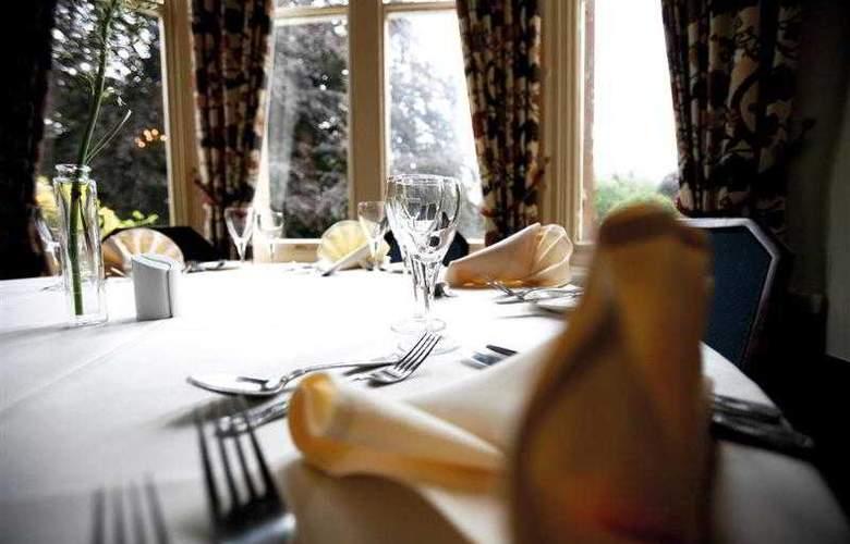 Best Western Bestwood Lodge - Hotel - 78