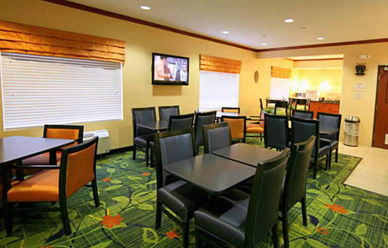 Fairfield Inn by Marriott Kansas City Internationa - Restaurant - 14