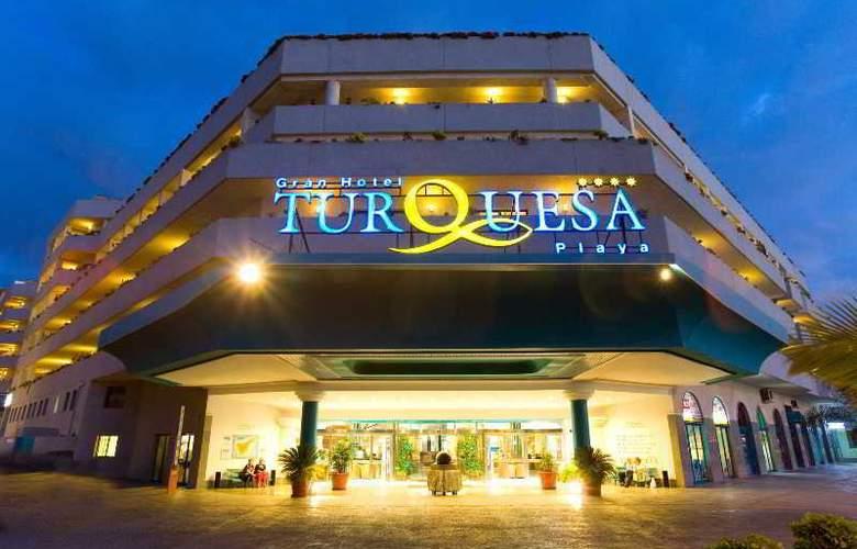 Gran Turquesa Playa Resort (Hotel **** y Apartamentos 1 Llave) - Hotel - 0