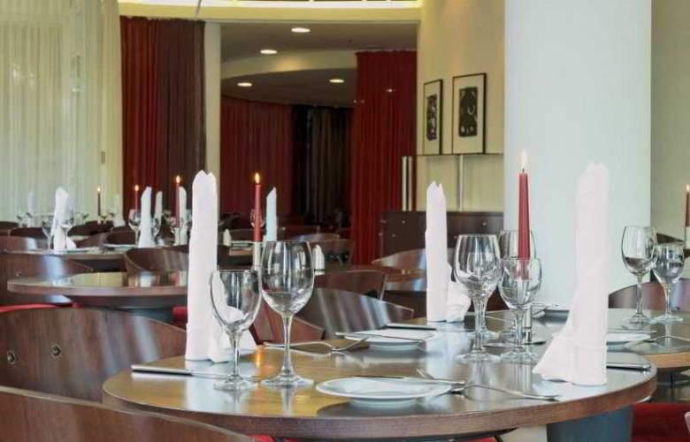 Art'otel Dresden - Restaurant - 4