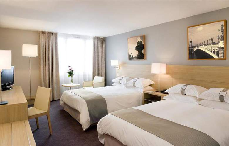 Best Western Paris CDG Airport - Room - 41