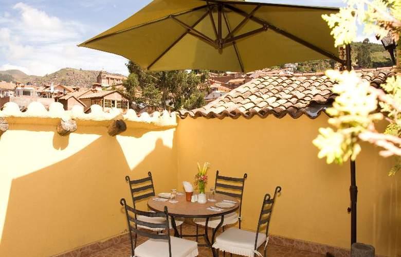 Hotel & Mirador Los Apus - Terrace - 12