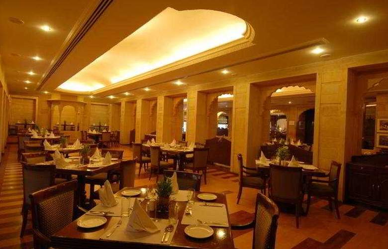 Gorbandh Palace - Restaurant - 10