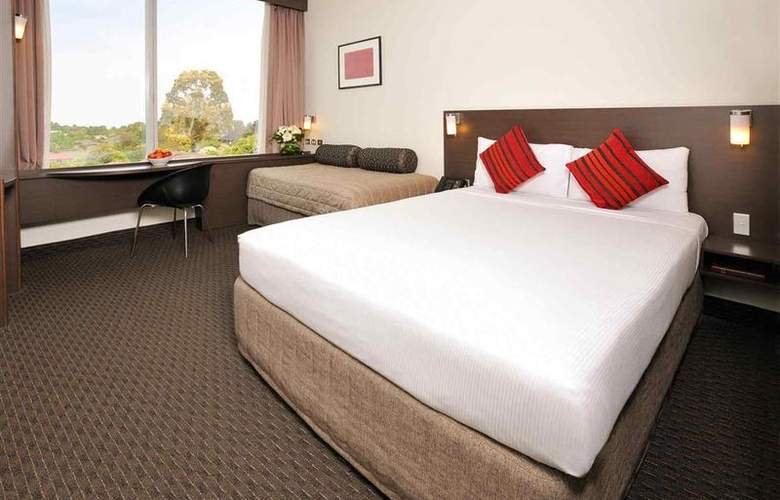 Ibis Melbourne Glen Waverley - Room - 42