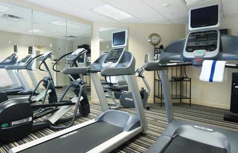 Residence Inn Houston The Woodlands/Market Street - Sport - 15