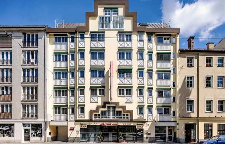 Mercure Muenchen Schwabing - Hotel - 29