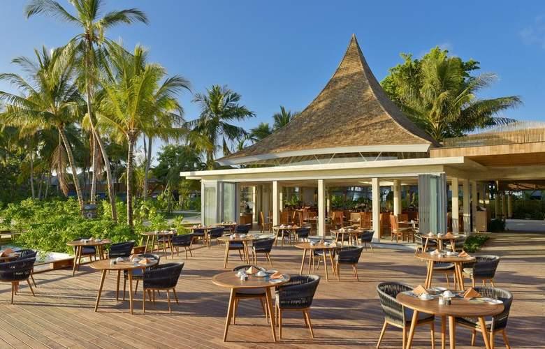 Kuramathi Island Resort - Restaurant - 6