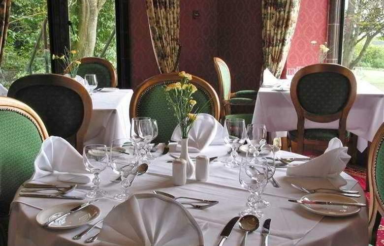 Kincraig Castle Hotel - Restaurant - 5