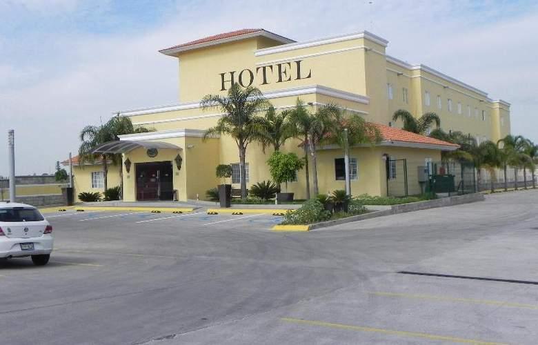 Hotel Zar Queretaro - General - 1
