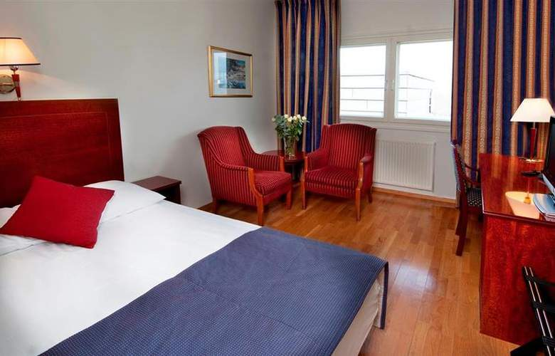 Park Inn by Radisson Oslo Airport Hotel West - Room - 52