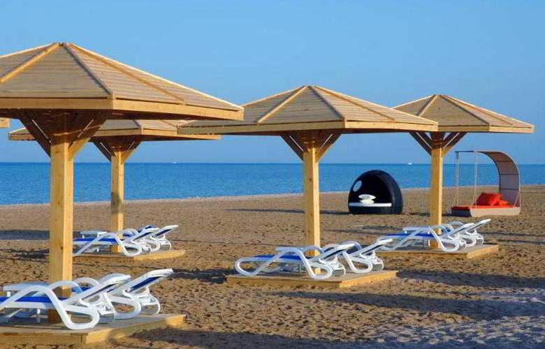 Tropitel Sahl Hasheesh - Beach - 4