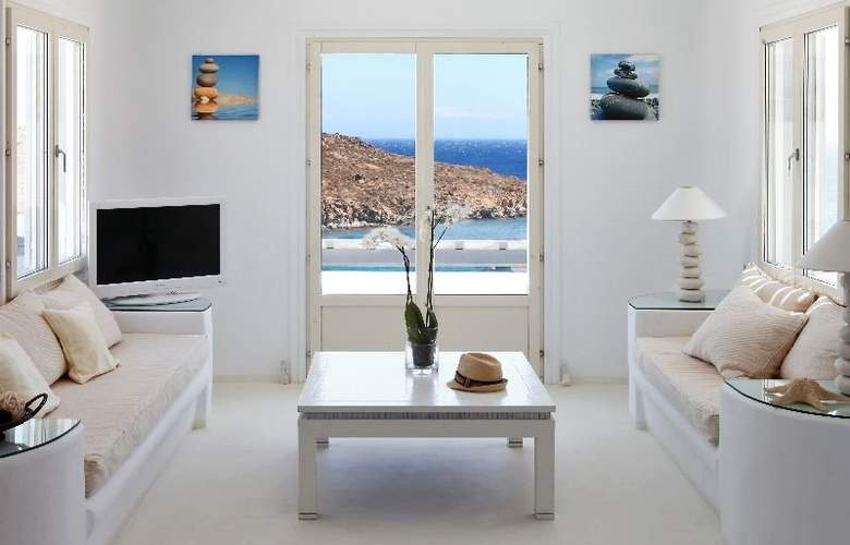 Casa Del Mar Mykonos Seaside - Room - 9