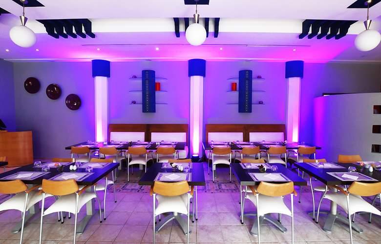 Senator Hotel Tanger - Restaurant - 4