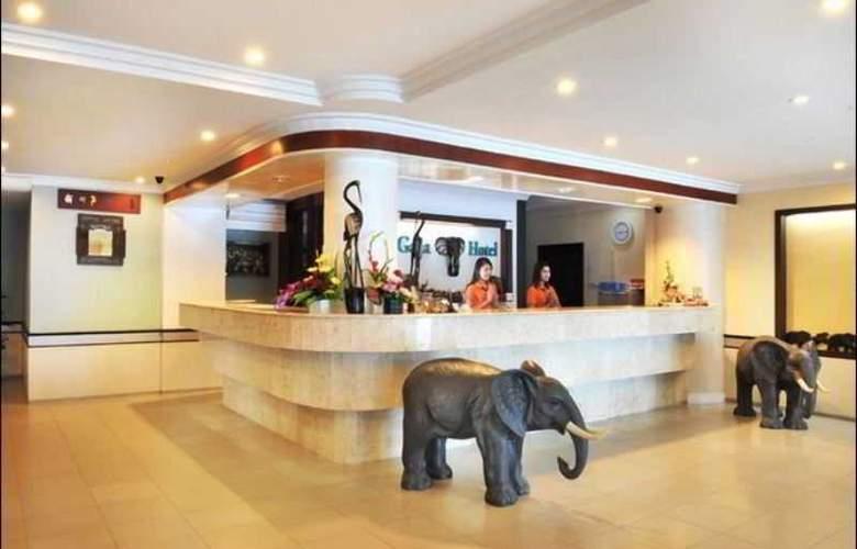 Gaja Hotel Pekanbaru - General - 1