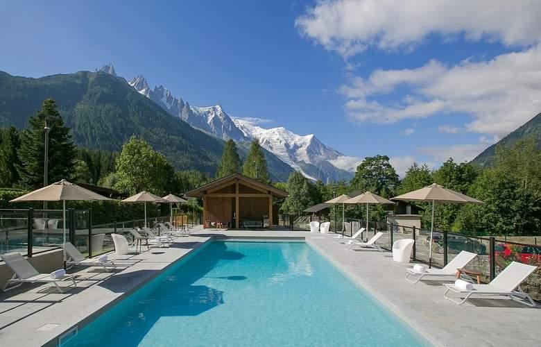 Best Western Plus Excelsior Chamonix Hotel & Spa - Pool - 5