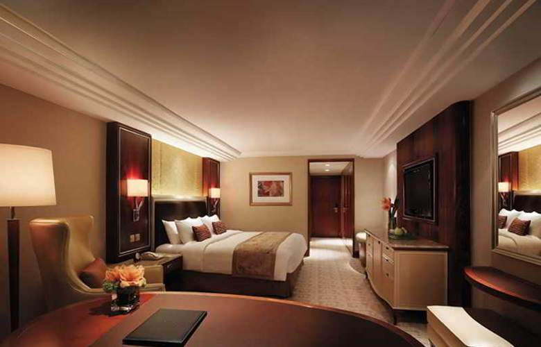 Kowloon Shangri-La Hong Kong - Room - 7
