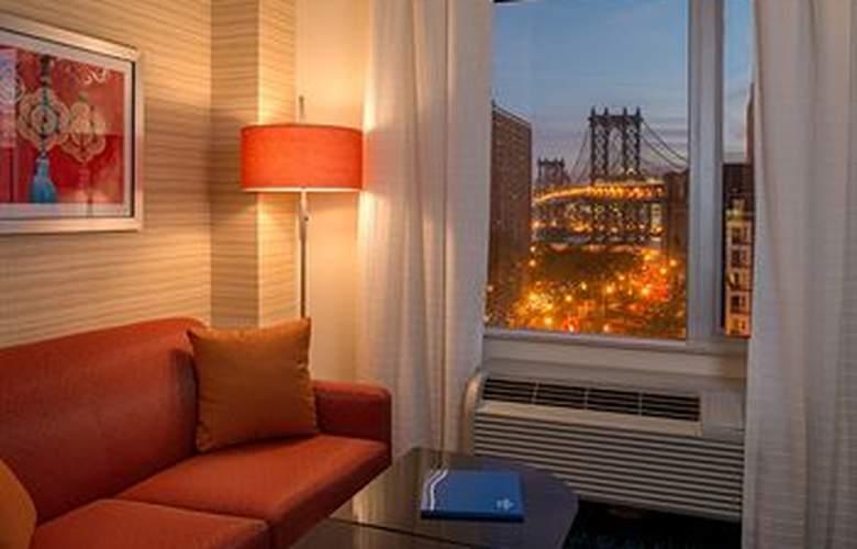 Fairfield Inn & Suites New York Manhattan/Downtown East - Room - 11