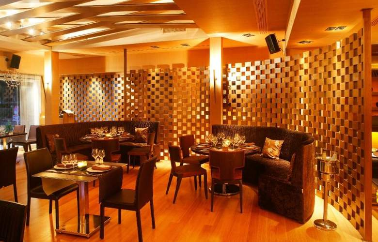 Theoxenia Palace - Restaurant - 7