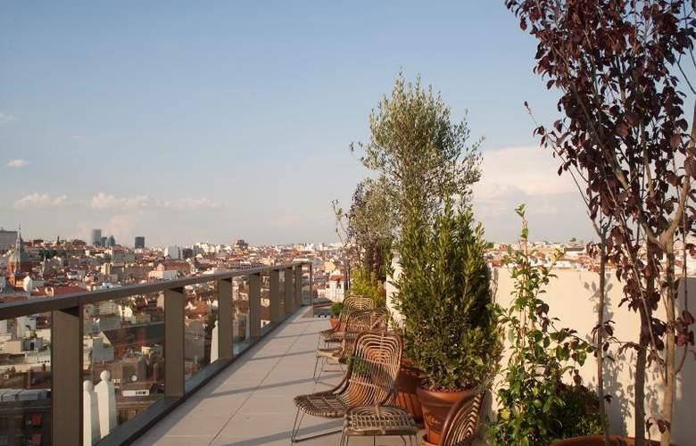 Dear Madrid - Terrace - 5