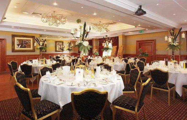 Best Western Premier Leyland - Hotel - 43